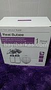 REAL BUBEE Electric Breast Pump Twins Bottle *Ex Kadoan (TJ.343-15/KZA)