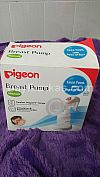 Breast pump Manual PIGEON *2nd (BP- XF)