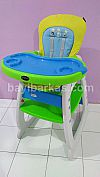 Highchair Pliko 3 in 1 second (90%)~ TJ 376(2)